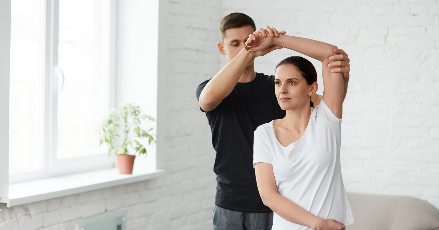 Fysioterapeut / Naprapat